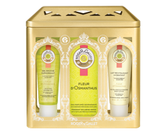 Image of product Roger&Gallet - Fleur d'Osmanthus Set, 3 units