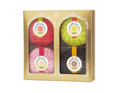 Image of product Roger&Gallet - 4 Soaps coffret, 4 X 100 g