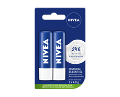 Image of product Nivea - Lip Balm - Essential Duo Pack