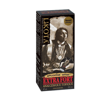 Image of product Lakota - Topical Pain Reliever Extra-Strenght, 57 ml