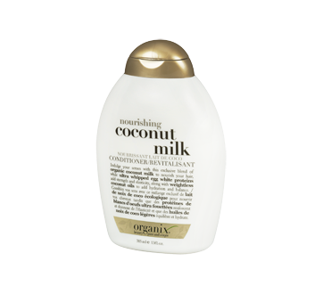 Image 1 of product OGX - Coconut Milk, Conditioner , 385 ml