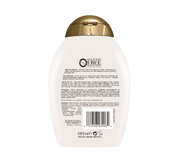 Image 2 of product OGX - Coconut Milk, Conditioner , 385 ml