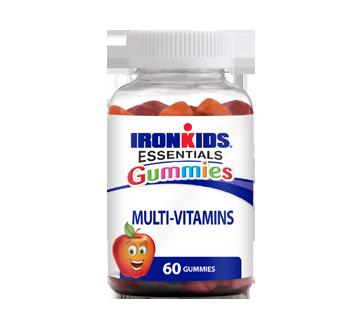 Image of product Iron Kids Essentials Gummies - Multi-Vitamin Gummies, 60 units