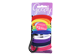 Thumbnail of product Goody - Ouchless Elastics with Carbiner Clip, 62 units, Black and Brights