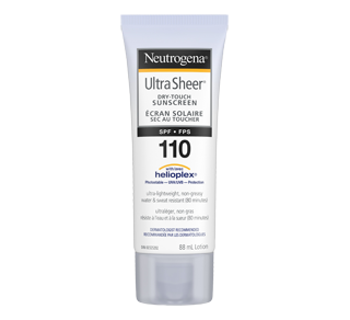 Ultra Sheer Dry-Touch Sunscreen SPF 110, 88 ml