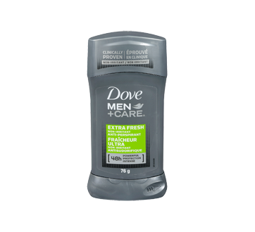 Image of product Dove Men + Care - Antiperspirant, 76 g, Extra Fresh
