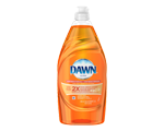 Antibacterial Hand Soap & Dishwashing Liquid- Orange Scent- Ultra Concentrated- 709 ml