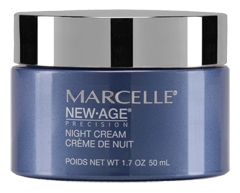 Image of product Marcelle - New Age - Precision Anti Wrinkle Firming Night Cream, 50 ml