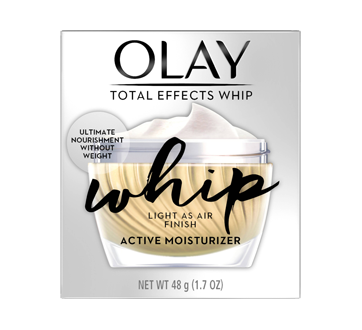 Total Effects Whip Face Moisturizer, 50 ml