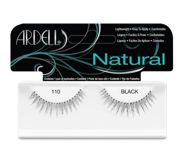 Image of product Ardell - Fashion Lashes, 1 pair , #110 - Black