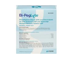 Image of product Bi-Peglyte - Bi-Peglyte bowel preparation kit, 1 unit