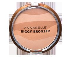 Image of product Annabelle - Biggy Bronzer Zebra Bronzing Powder, 15.4 g