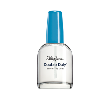 Image of product Sally Hansen - Double Duty Base & Top Coat, 13.3 ml