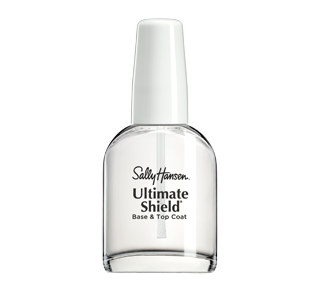 Ultimate Shield Base & Top Coat, 13.3 ml