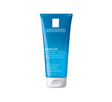 Effaclar Purifying Foaming Gel for Oily Sensitive Skin, 200 ml