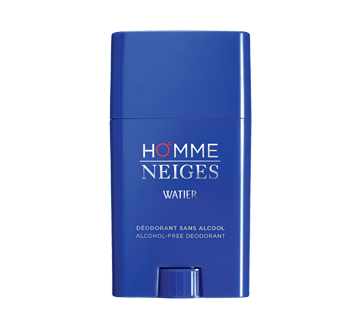 Homme Neiges Alcohol-Free Deodorant, 75 g