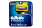 Thumbnail of product Gillette - Fusion5 ProShield Men's Razor Blades, 4 units