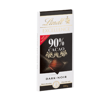 Lindt Excellence 99% Cacao Chocolate, 100 g