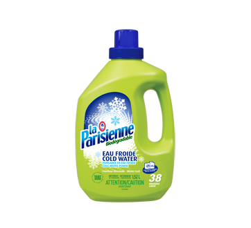Detergent Cold Water, 38 washes, Fresh Scent