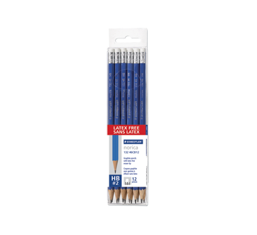Norica Graphite Pencil, 12 units