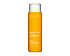 Image of product Clarins - Tonic Bath & Shower Concentrate with 100% Pure Plant Extracts , 200 ml