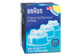 Thumbnail 1 of product Braun - Clean&Renew Cart Shaver Refills, 3 units