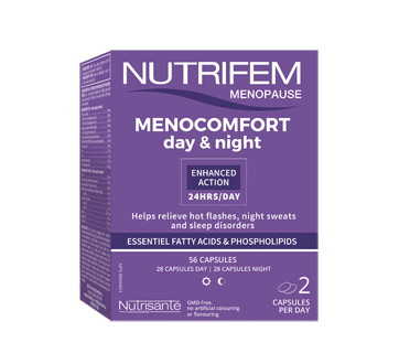 Image of product Menoconfort - Menoconfort Day and Night, 56 units