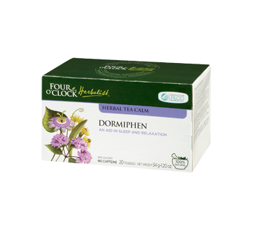 Image 1 of product Four O'Clock Herboriste - Herbal Tea Dormiphen, 20 units