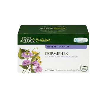 Image 3 of product Four O'Clock Herboriste - Herbal Tea Dormiphen, 20 units