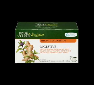 Image 3 of product Four O'Clock Herboriste - Herbal Tea Digestive, 20 units