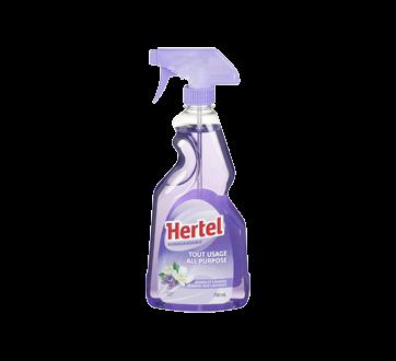 Image 3 of product Hertel - All Purpose Cleaner, 700 ml, Jasmine & Lavender