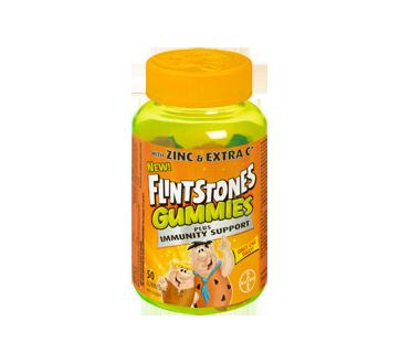 Image of product Les Pierrafeu - Flintstones Gummies + Immunity Support, 50 units