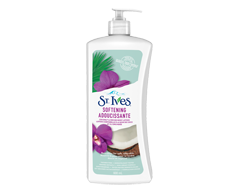 Image of product St. Ives - Body Lotion, 600 ml, Naturally Indulgent Coconut Milk & Orchid Extract