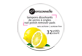 Thumbnail 1 of product Personnelle Cosmetics - Nail Polish Remover Pads, 32 units, Lemon
