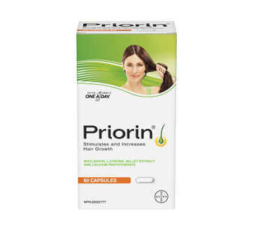 Image of product Priorin - Priorin, 60 units