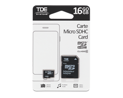 Image of product Home Exclusives - Micro SDHC Card, 1 unit