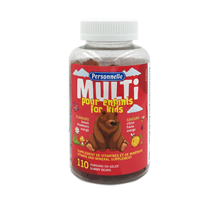 Multi for Kids, 110 units