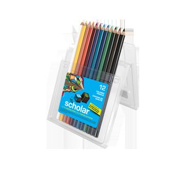 Scholar Colored Pencils, 12 units