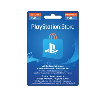 how to add credit card to playstation store ps4