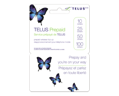 Image of product Incomm - $10 TELUS Prepaid Cell Cards
