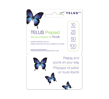telus prepaid cell phone plans