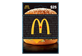 Thumbnail of product Incomm - $25 McDonald's Gift Card, 1 unit