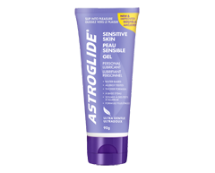 Image of product Astroglide - Ultra Gentle Gel Sensitive Skin, 90 ml