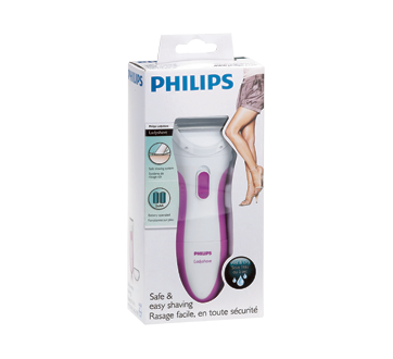 philips lady shaver