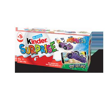 Kinder Surprise, 3 x 20 g