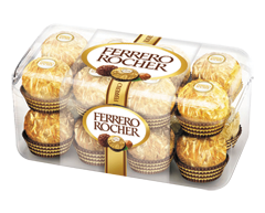 Image of product Ferrero Canada Limited - Ferrero Rocher, 200 g