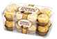 Thumbnail of product Ferrero Canada Limited - Ferrero Rocher, 200 g