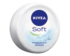 Image of product Nivea - Soft All-Purpose Cream, 25 ml