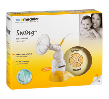 Image 1 of product Medela - Swing Single Electric Breast Pump, 1 unit