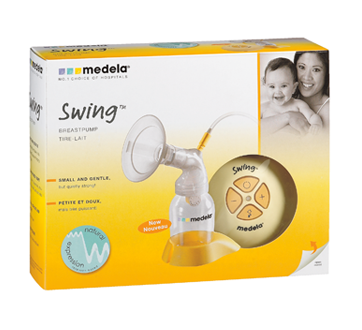 Image 2 of product Medela - Swing Single Electric Breast Pump, 1 unit